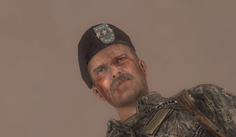 By all means, kill Makarov. You'd be doing me a solid.