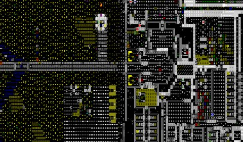 Dwarf Fortress. I think.